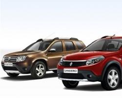 Кредит на автомобили Renault от 0%