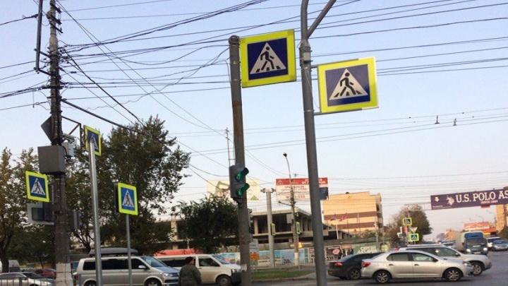 Мэрия объяснила появление знаков-близнецов на дорогах Волгограда