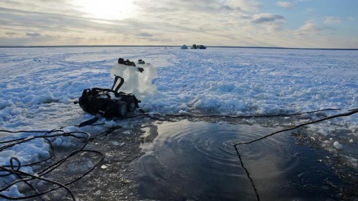 На дне Рыбинского водохранилища нашли винный погреб