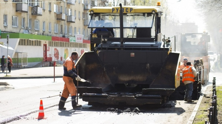 Основательный ремонт: появился список улиц Ярославля, где положат новый асфальт