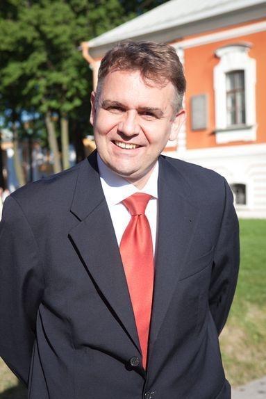 Генеральный Консул Нидерландов в СПБ Йеннес де Мола