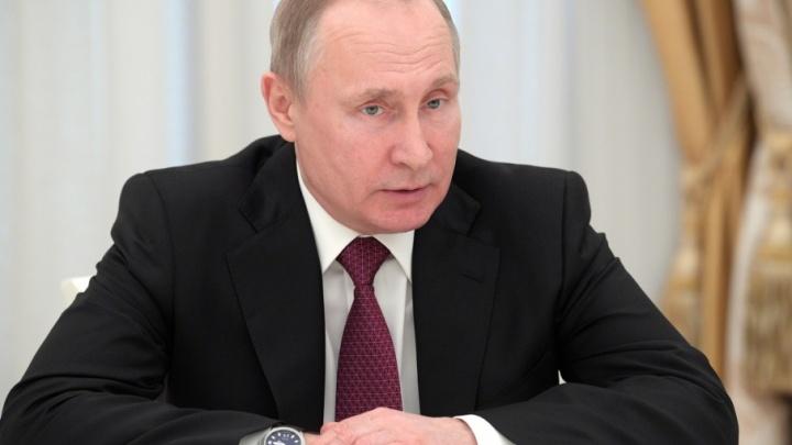 «Зима задержалась, но...»: что Азаров рассказал Путину о Самарской области