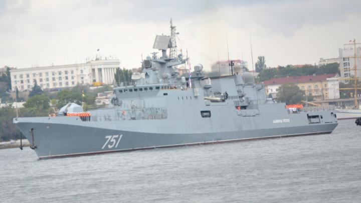 Впервые ростовчане смогут посмотреть парад боевых кораблей с городской набережной