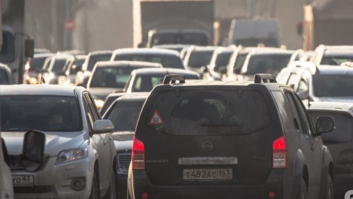 Дорожный «мегамозг»: как «умные» светофоры борются с пробками на Московском шоссе