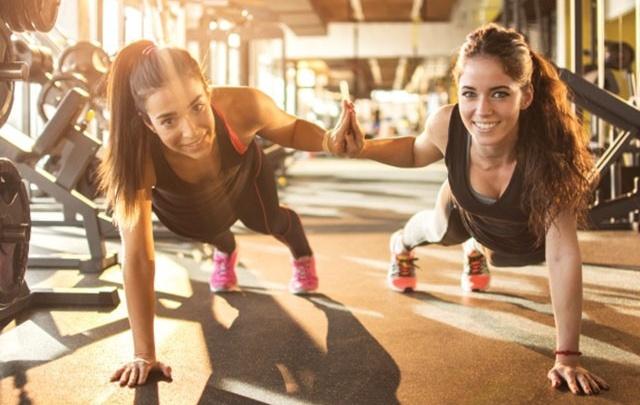 В самарском фитнес-клубе X-Fit действует специальное предложение на клубную карту