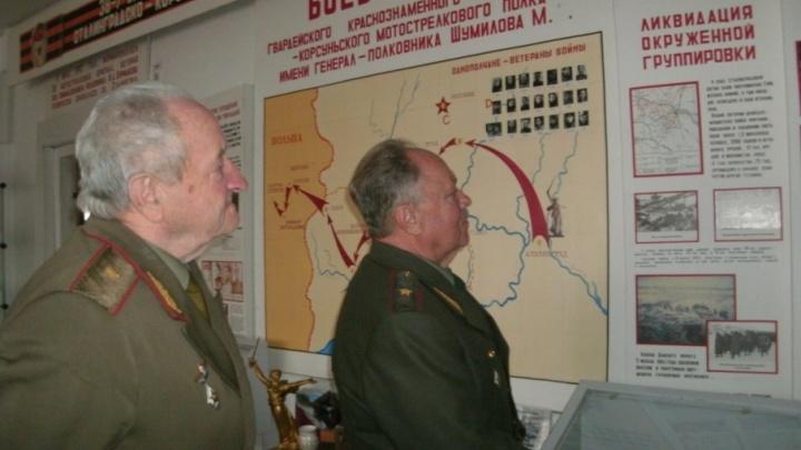 Школьники Волгограда просят помочь в создании музея в Нижней Ельшанке