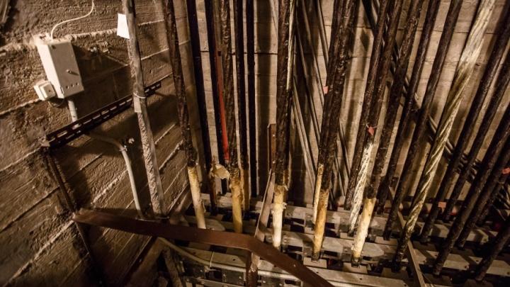 В Волгограде переплавят двадцать тонн старых канатов из «Родины-матери»