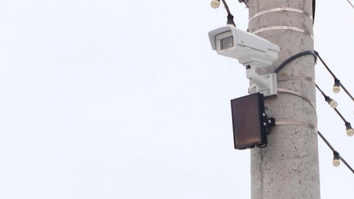 На дорогах Самарской области установят 498 видеокамер