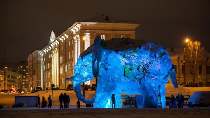 Двуликий «Слон»: как инсталляция трансформировалась в ресторан