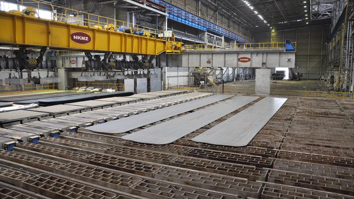 С завода в Челябинской области вывезли металл на 25 миллионов рублей