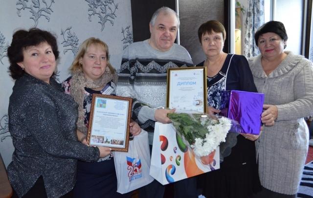 Одним из победителей конкурса «Спасибо Интернету» от «Ростелекома» стал пенсионер из Шахт