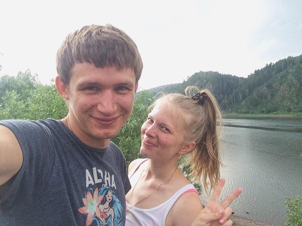Коля и Лена видят самые красивые места своими глазами