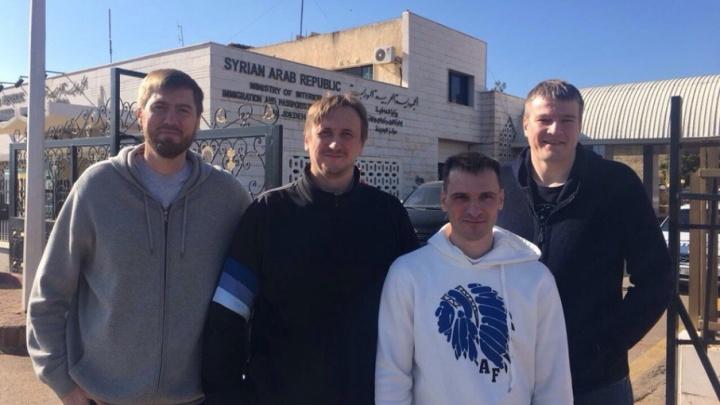 Директор «Пармы» сыграл в Сирии в баскетбольном матче, посвященном окончанию военной операции