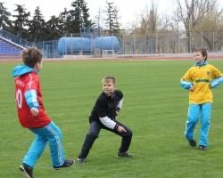 В Волгограде стартовал сезон школьной футбольной лиги – 2015
