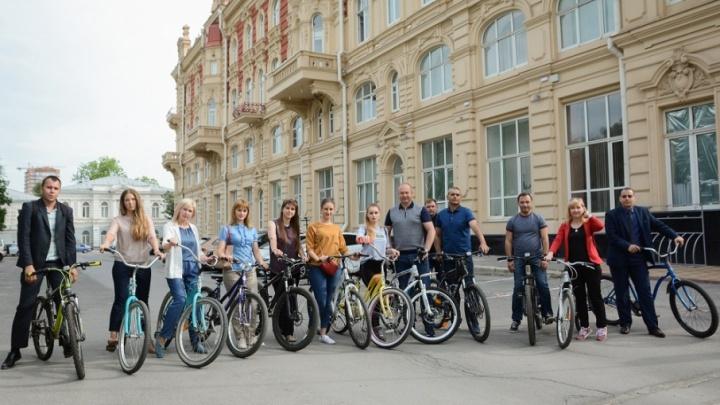 Виталий Кушнарев: «Качество дорог в Ростове улучшилось, езда на велосипеде стала приятнее»