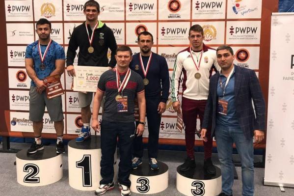 Состязания проходили в Варшаве