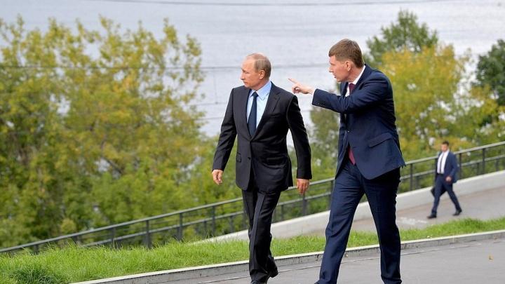Путин и Решетников решили убрать железную дорогу из центра Перми