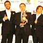 Телеканал CТС получил четыре статуэтки «ТЭФИ-2011»