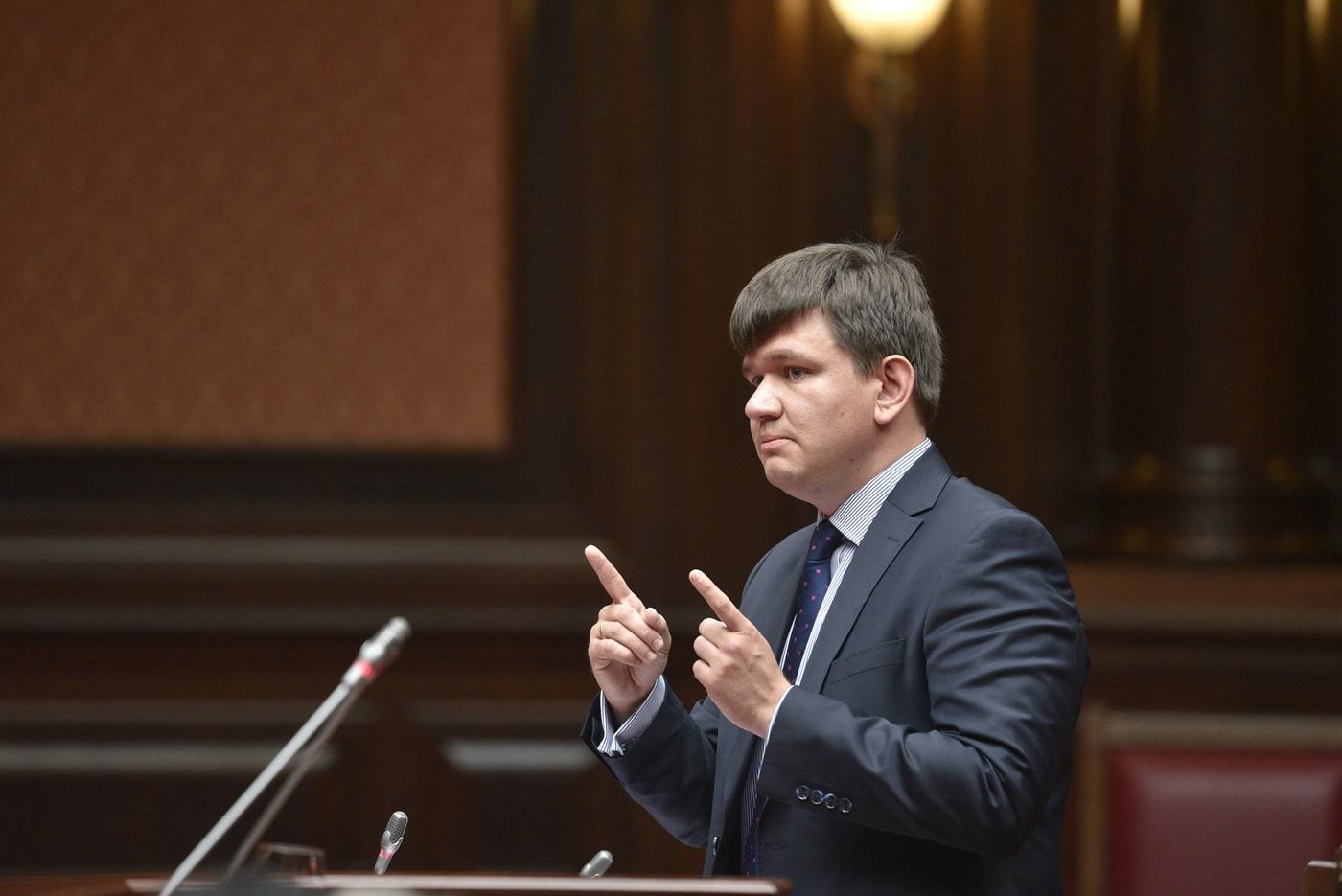 Адвокат Сергей Голубок