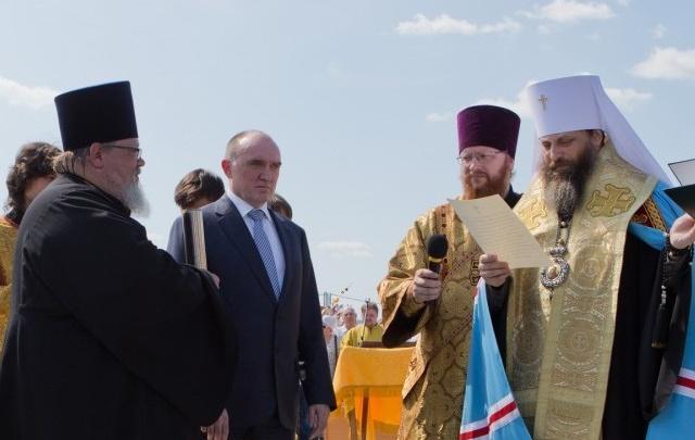 Строительство кафедрального собора в Челябинске возобновят в конце апреля