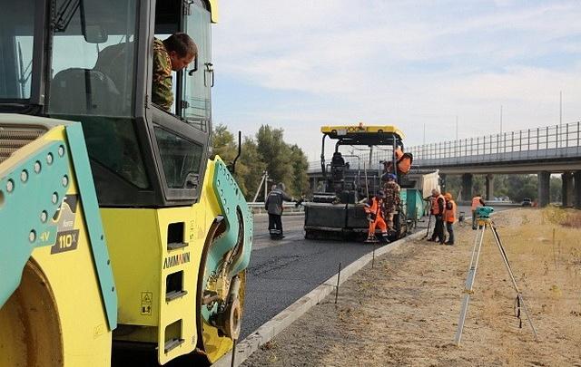 Под Волгоградом заканчивается строительство моста через Ахтубу