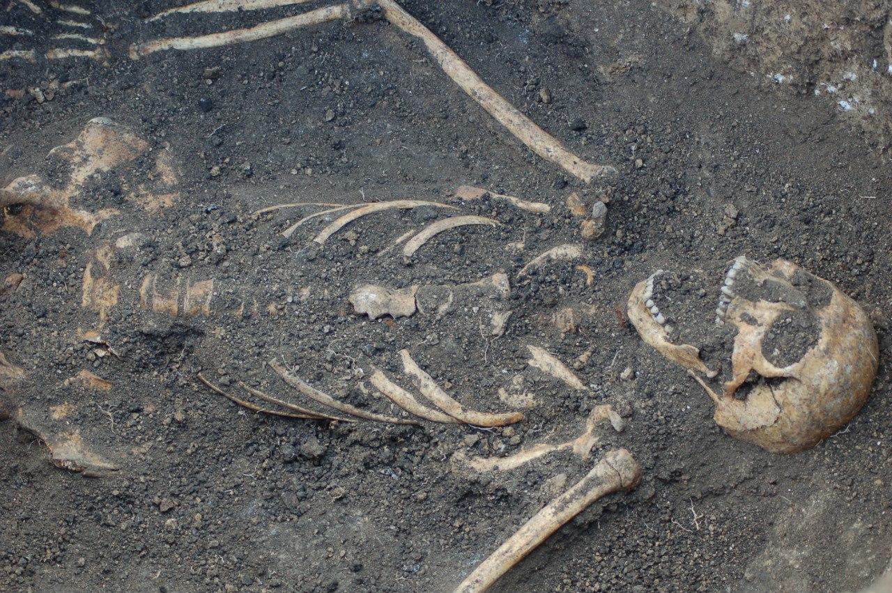 Еще один без вести пропавший солдат, пролежавший в земле три четверти века