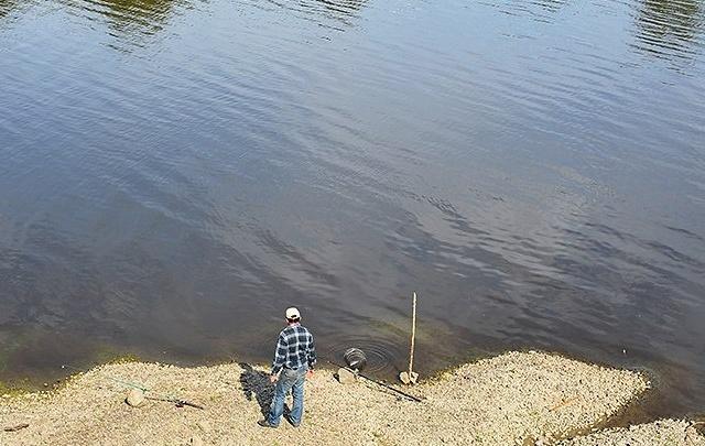 В тюменских реках запретили ловить рыбу