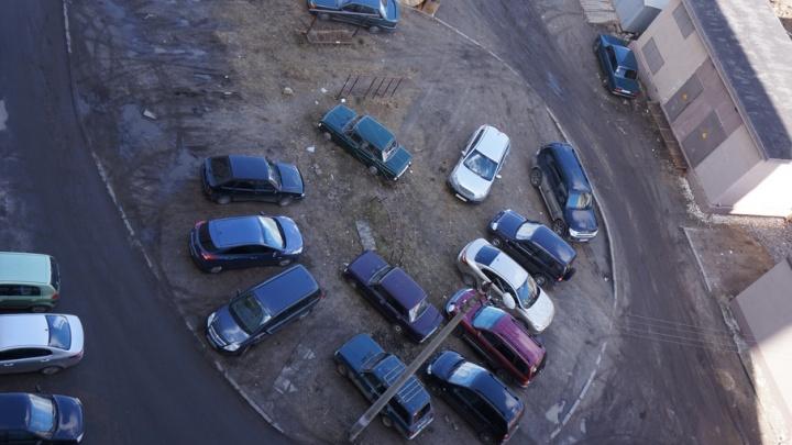 В Архангельске на территории округа Майская Горка начнется благоустройство дворов
