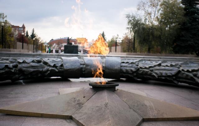 В Челябинске погаснет «Вечный огонь»