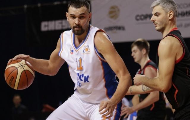 Баскетбольная «Самара» уступила соперникам во Владивостоке