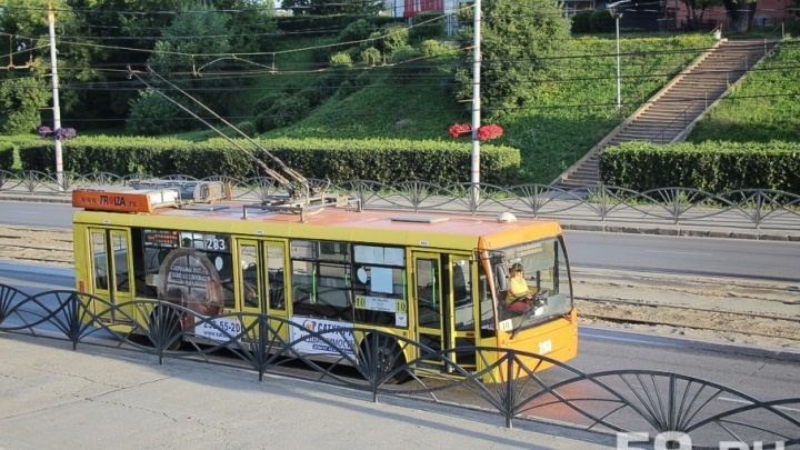 Решили отложить: в Перми перенесли открытие троллейбусных маршрутов по Северной дамбе