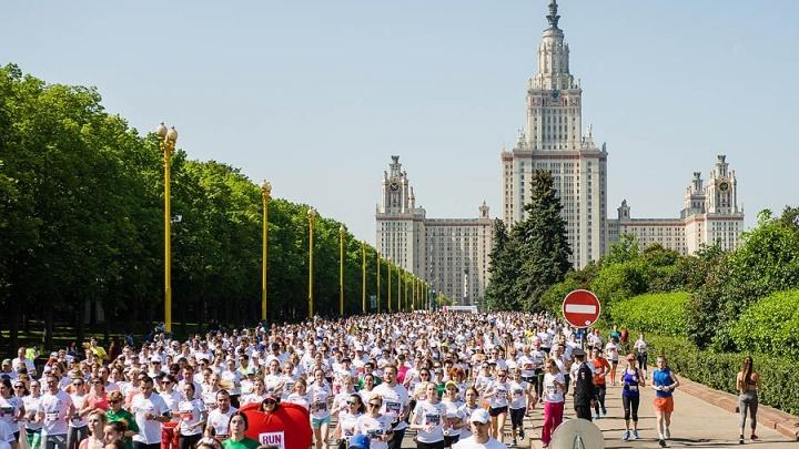 Сбербанк и фонд «Обнаженные сердца» проведут в Москве благотворительный «Зеленый марафон ʺБегущие сердцаʺ»