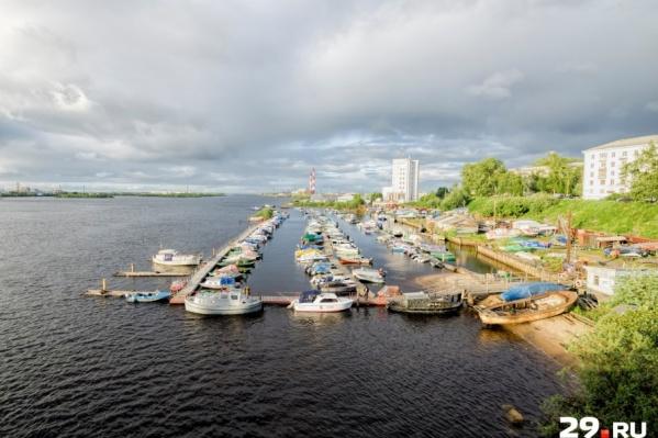 Завтра в Архангельске ожидается до +10°С, а по области от +7 до +12°С