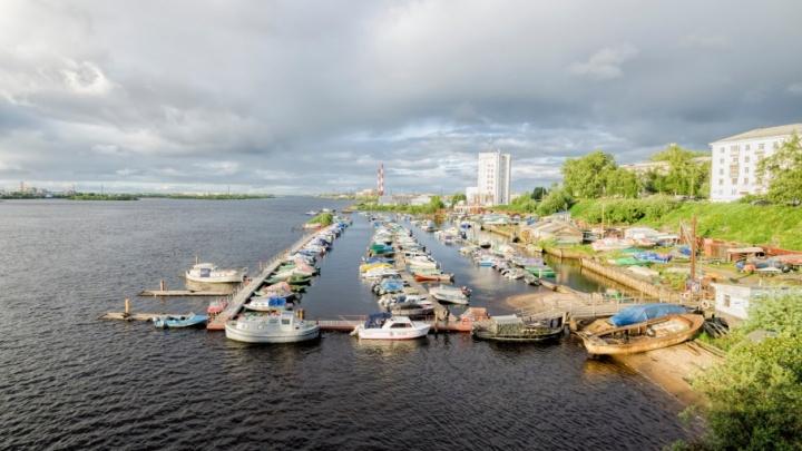Во вторник в Поморье ожидается небольшое потепление