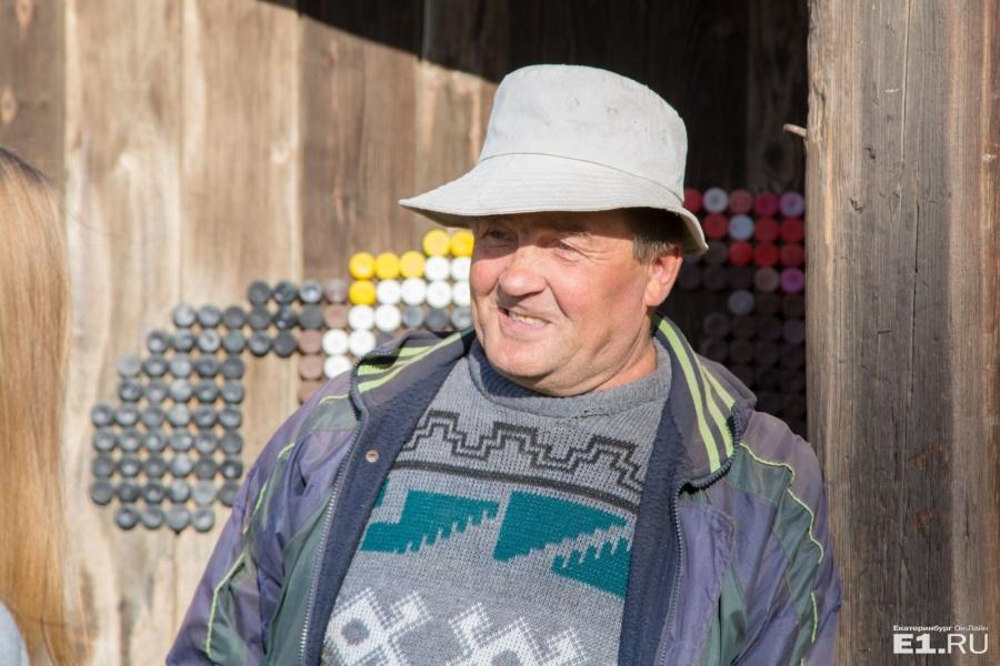 Владимир Николаевич о себе и своём увлечении говорить не любит — скромничает