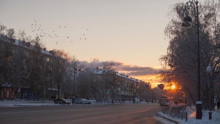 Февраль в Тюмени будет тёплым, но снежным: прогноз погоды на месяц