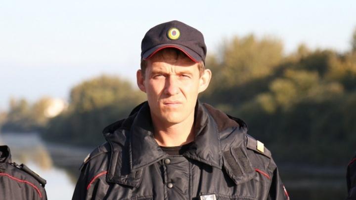 «Медлить было некогда»: полицейские рассказали о спасении мужчины, прыгнувшего в Туру
