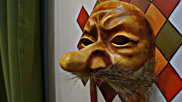 Венецианский Джокер, японский самурай, средневековый палач: в Ярославль привезли уникальную выставку