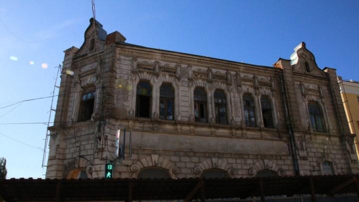 Трещины в здании около площади Куйбышева заделают бетоном