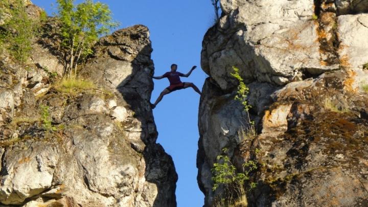 Пермские альпинисты стали лучшими  в России