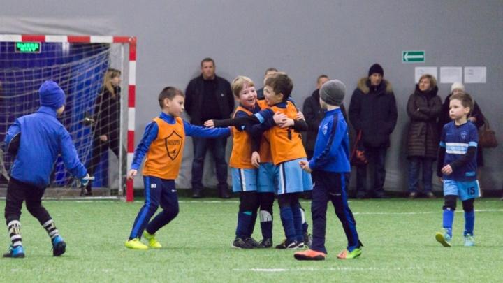Дети довольны, родители спокойны: где тренируют юных звезд футбола