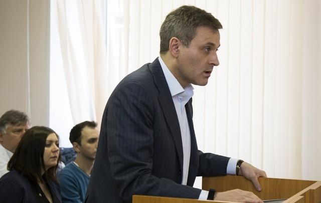 «Самому страшно»: экс-сенатор Цыбко опроверг обвинения по делу Николая Сандакова