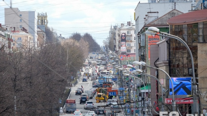В Перми разработают проект реновации Комсомольского проспекта. Как преобразится центральная улица города