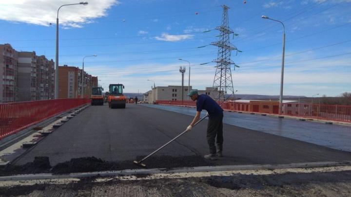 Движение на двухуровневой развязке на Ташкентской — Демократической откроют 20 мая