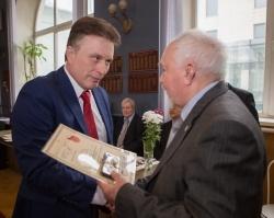 Начальник лаборатории ОАО «Славнефть-ЯНОС» – «Инженер года – 2014»