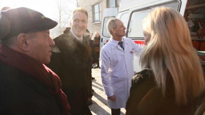 Первый вице-премьер РФ Игорь Шувалов прилетел с рабочим визитом в Поморье