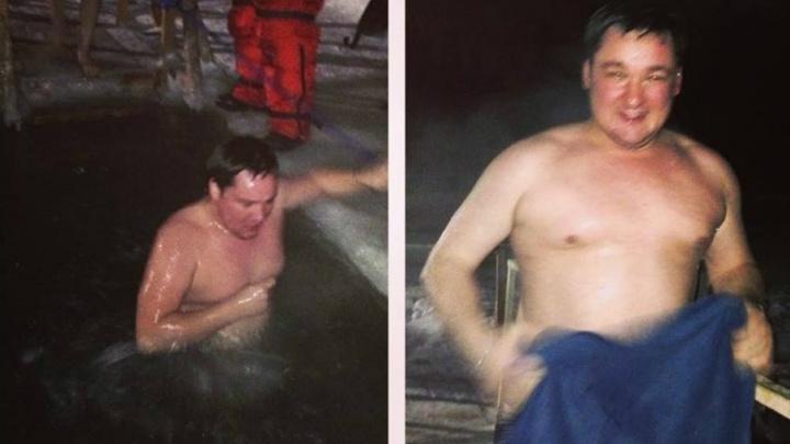 Мэр приказал и все нырнут: ярославские чиновники на Крещение полезут в ледяную прорубь