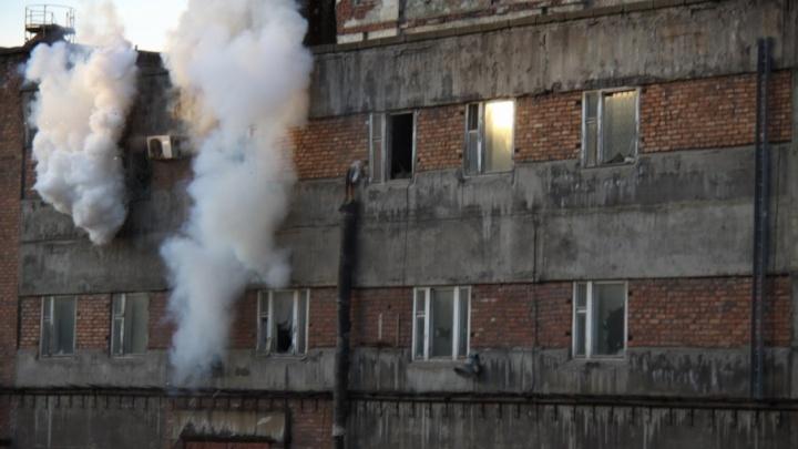 В Приморском районе прошли антитеррористические учения силовых структур Поморья