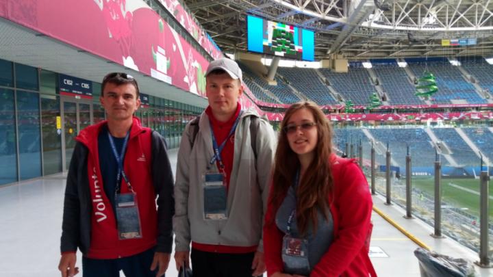 В Ростове ищут 400 добровольцев для помощи в проведении ЧМ-2018