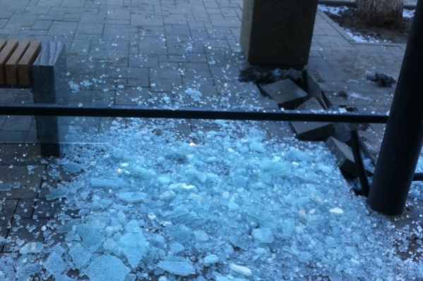 Волгоградские вандалы ополчились против новых остановок